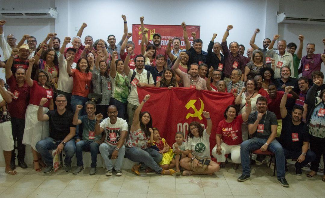 Construir Frente Ampla pela democracia é o principal desafio do PCdoB-PE