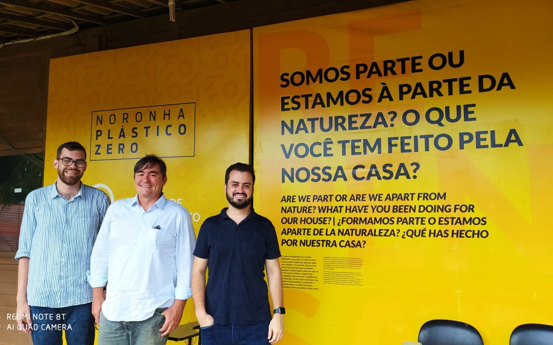Fernando de Noronha é um exemplo de sustentabilidade, diz Bertotti