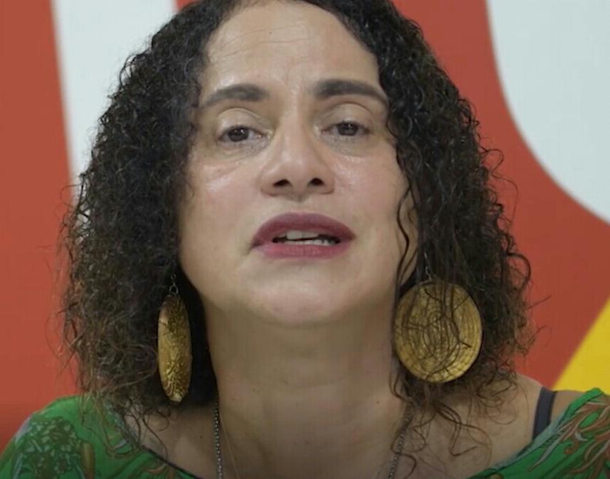 Luciana: Precisamos fazer a luta política para derrotar Bolsonaro