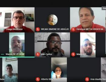 PCdoB realiza convenção municipal e oficializa candidatura de Arnaldo Delmondes em Jaboatão