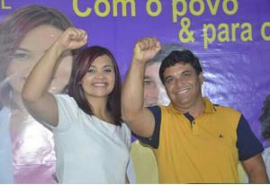 PCdoB oficializa Joseneuda Assis como candidata a prefeita de São João